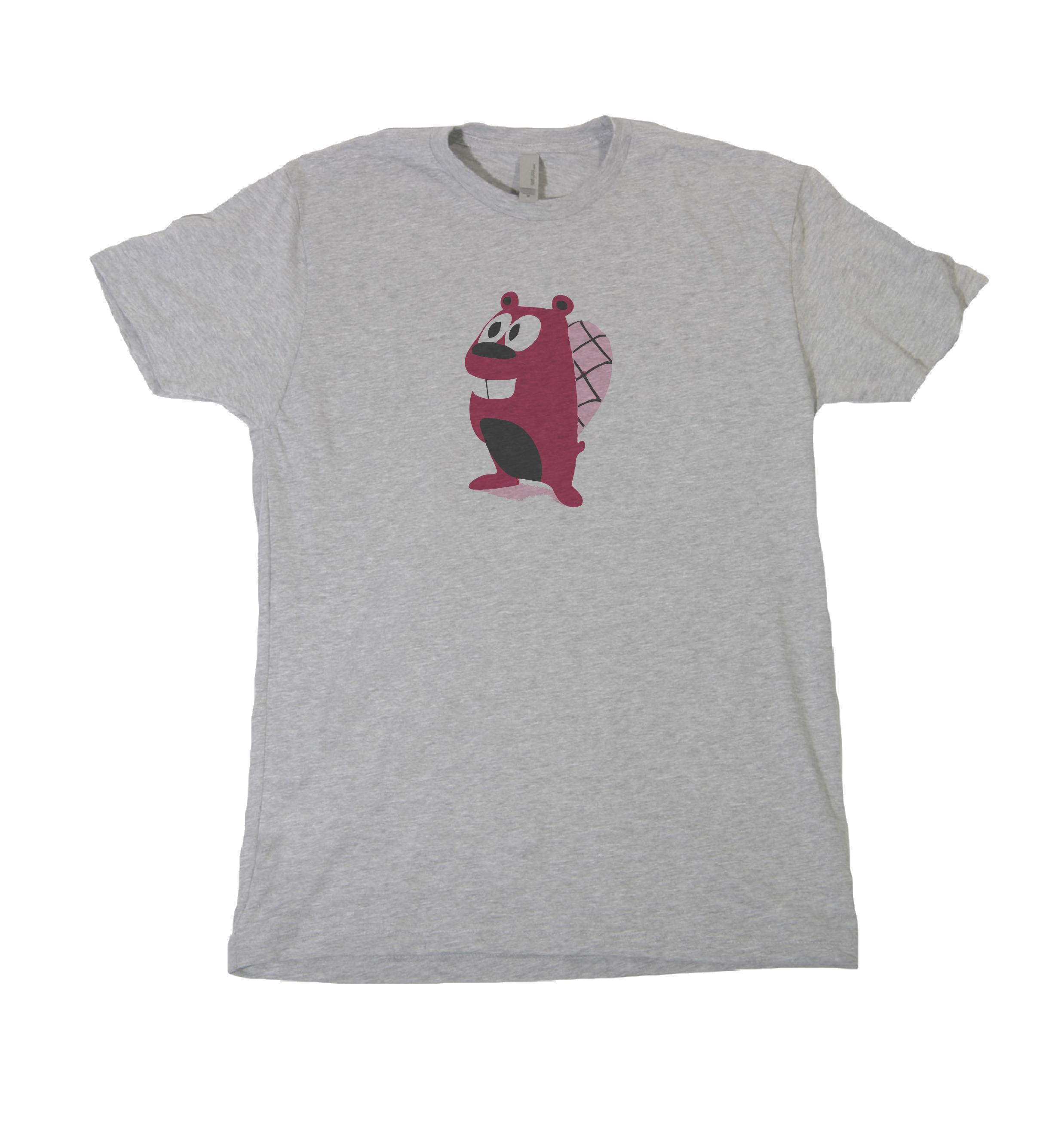 beaver tee 1